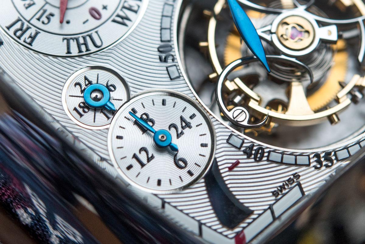 Franck Muller Aeternitas Mega 4 Watch Hands-On | Page 2 of 2 ...