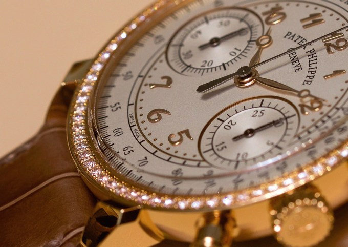 Patek Philippe Ladies' Chronograph Ref. 7150/250R-001 Hands-On Hands-On Watches for women