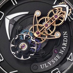 Ulysse Nardin Freak Out Watch Watch Releases