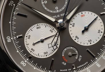 Hands-On With The Double Chronograph A. Lange & Söhne Triple Split Watch Hands-On