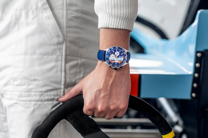 TAG Heuer Formula 1 Gulf Special Edition Watch Watch Releases