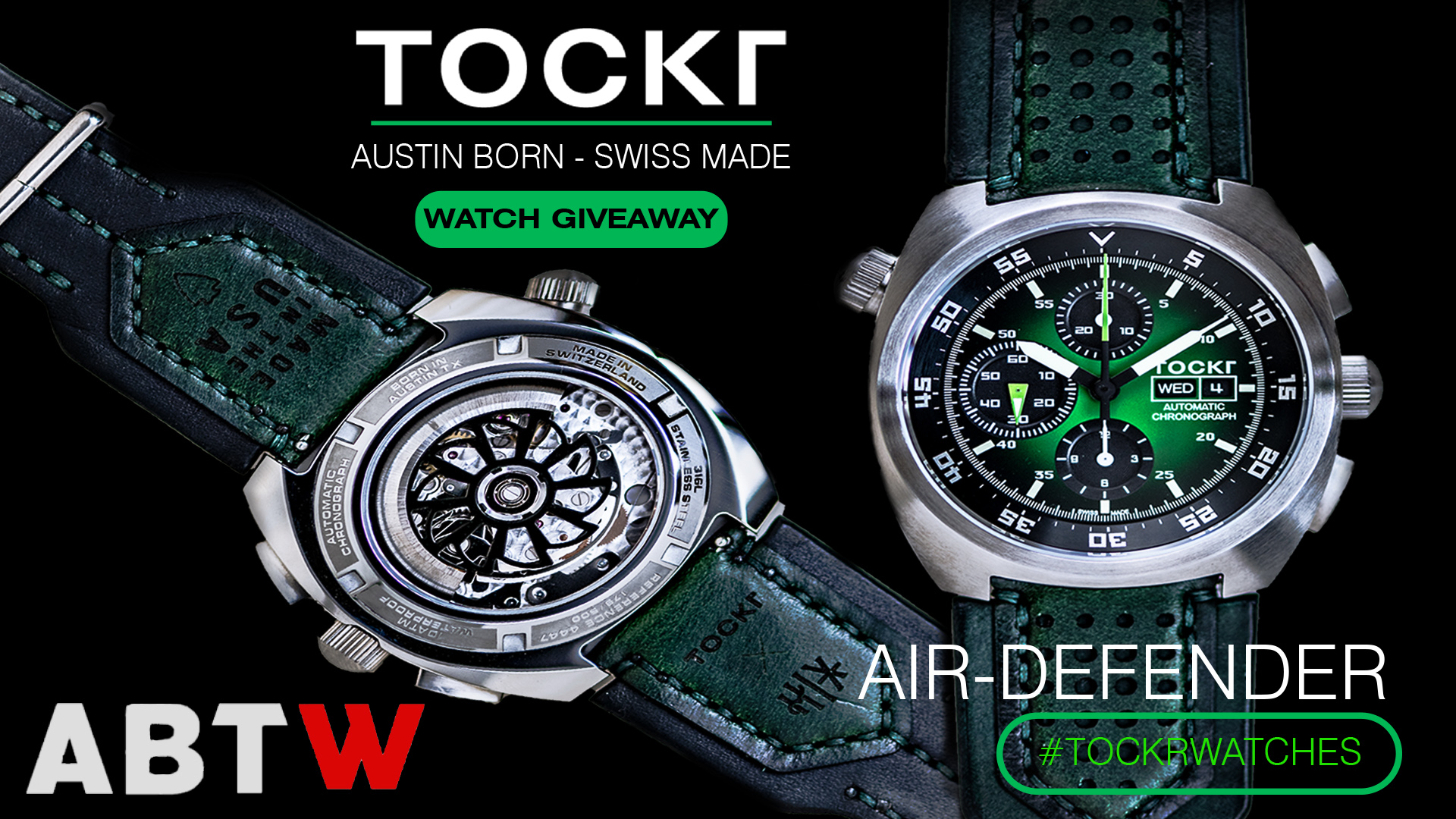Free army watch giveaways