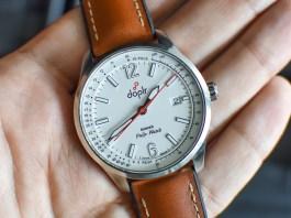 Doplr Pulse Watch Hands-On Hands-On
