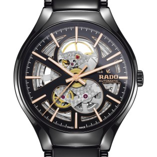 Rado True Open Heart Automatic Watch Watch Releases