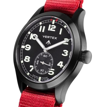 Vertex M100B Limited Edition Watch Watch Releases