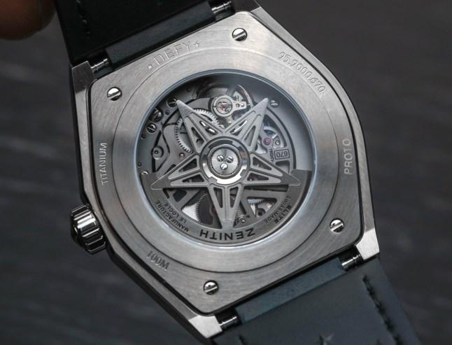 Zenith Defy Classic Watch Hands-On Hands-On