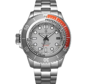 Crafter Blue Mechanic Ocean Dive Watch Watch Releases