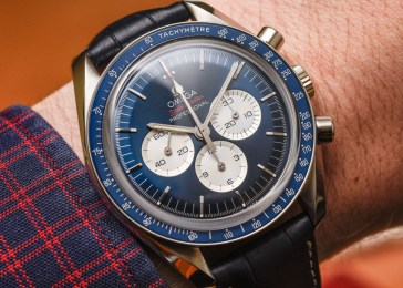 Omega Speedmaster Moonwatch Professional 'Tokyo 2020' Limited Edition Watches Hands-On Hands-On