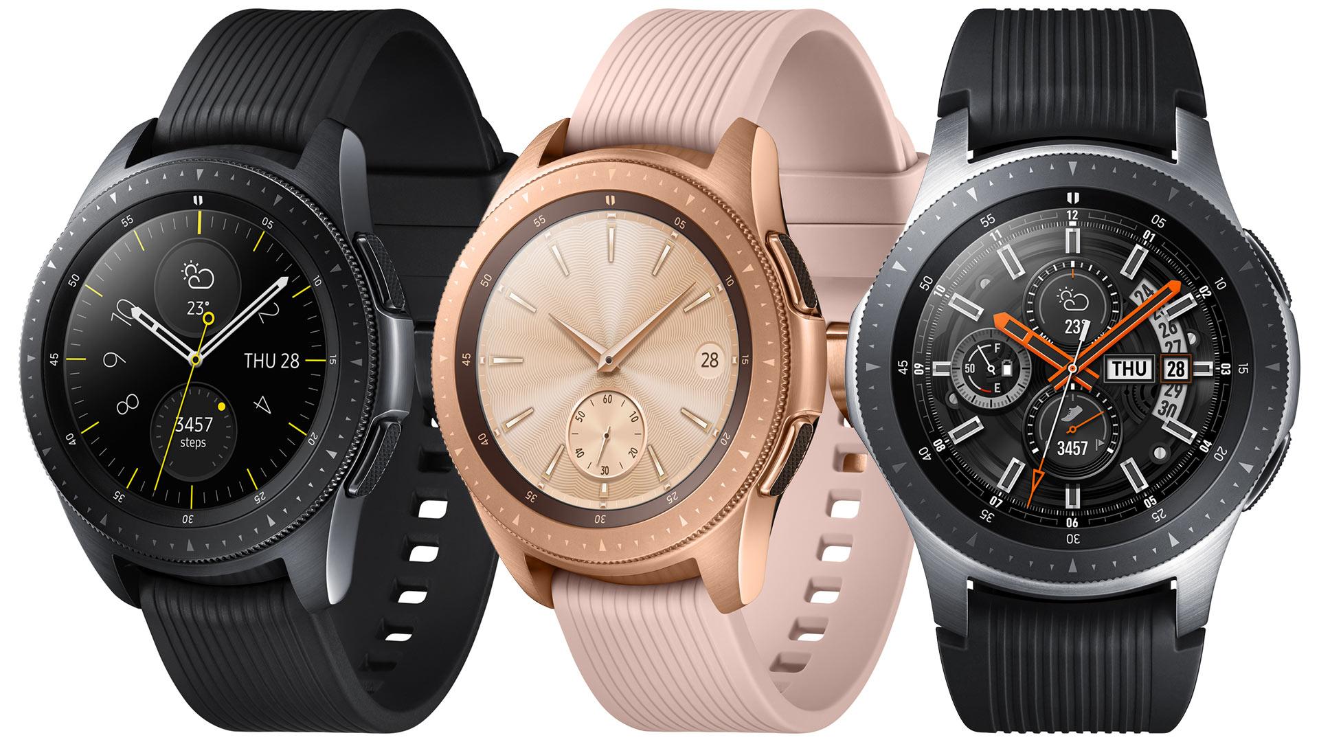Hasil gambar untuk galaxy watch 2018