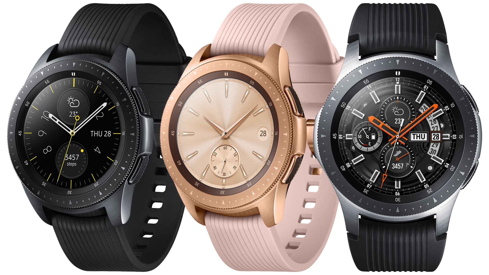 Samsung Galaxy Smartwatch For 2018 Focuses On Enhancing ...