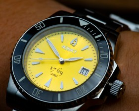 Aquacy 1769 Dive Watch Watch Releases