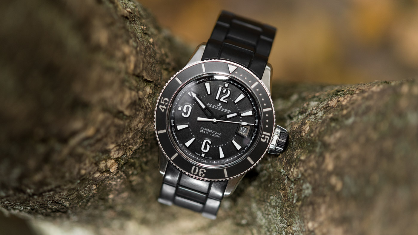 Jaeger-LeCoultre Navy SEALs Automatic Watch Review