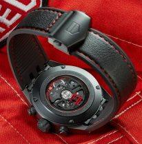 TAG Heuer Carrera Heuer 02 Tourbillon & Automatic Chronograph Ayrton Senna Watches Watch Releases