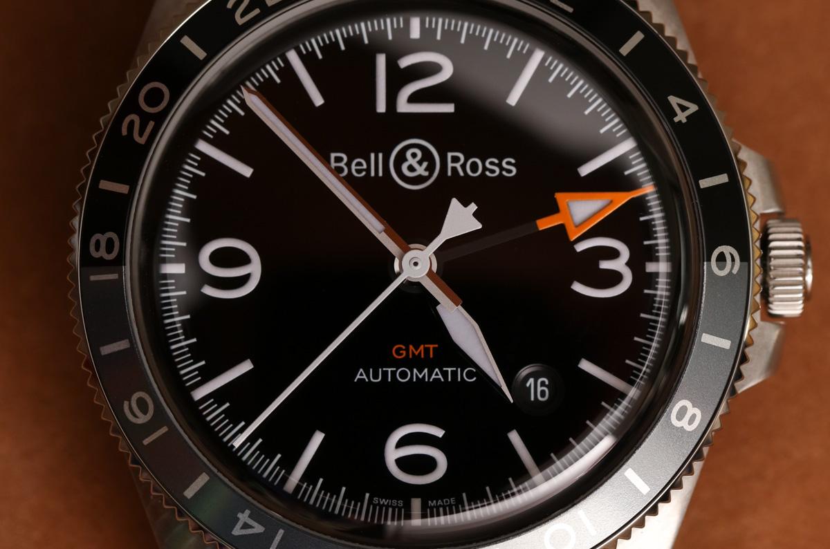 Bell & Ross BR V2-93 GMT Watch Review   aBlogtoWatch