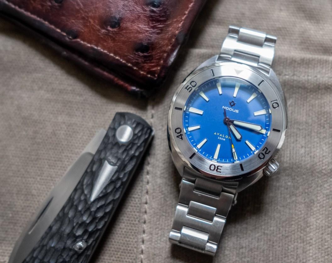 Nodus Avalon Watch Review Wrist Time Reviews