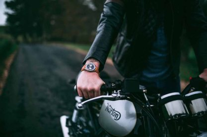 Breitling Premier B01 Norton Edition Watch Watch Releases
