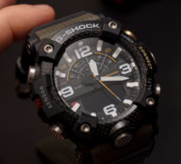 Casio G-Shock Mudmaster GG-B100 Connected + Quad Sensor Watch Hands-On Hands-On