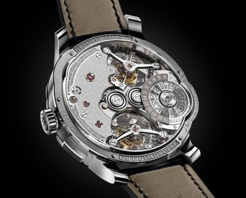 Greubel Forsey GMT Quadruple Tourbillon Watch Watch Releases
