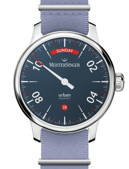 MeisterSinger Urban Day Date Watch First Look