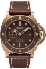 Panerai Submersible Bronzo 47mm PAM 968 Watch Watch Releases