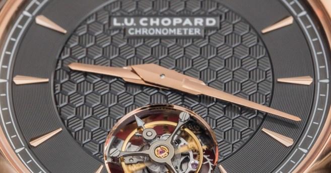 Chopard L.U.C Flying T Twin Watch Hands-On Hands-On