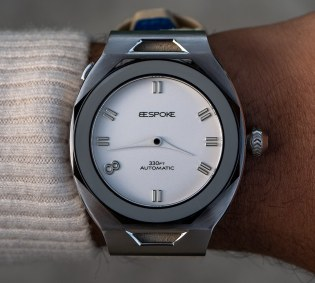 """Bespoke Watch Co. Series A With """"Bez-Loc"""" Interchangeable Bezel Watch Releases"""