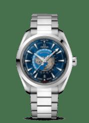 Omega Seamaster Aqua Terra Worldtimer Master Chronometer Stainless Steel Watch First Look