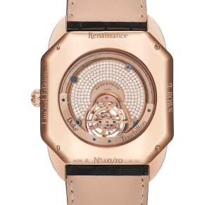 Backes & Strauss Berkeley Renaissance Duke Tourbillon Watch Watch Releases