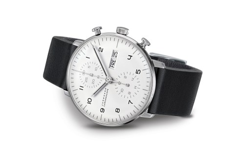 Junghans Max Bill Edition Clock And Watch Set For 2019 Watch Releases