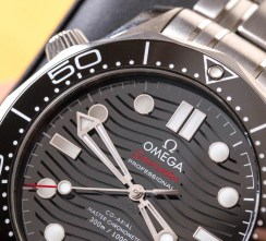 Omega Seamaster 300M Co-Axial Master Chronometer Watch Review Wrist Time Reviews