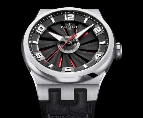 Perrelet Turbine EVO Watches Focus On Dressier Styles Watch Releases