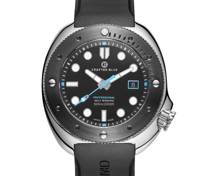 Crafter Blue Hyperion Ocean Watch Watch Releases