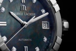 Maurice Lacroix Aikon Automatic 35mm Watch Adds New Dimension To Range Watch Releases