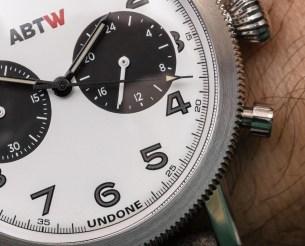Undone Type XX Watch Hands-On Hands-On