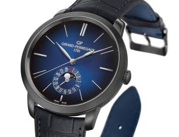 Girard-Perregaux 1966 Blue Moon Watch And Brand Ambassador For China Announced Watch Releases