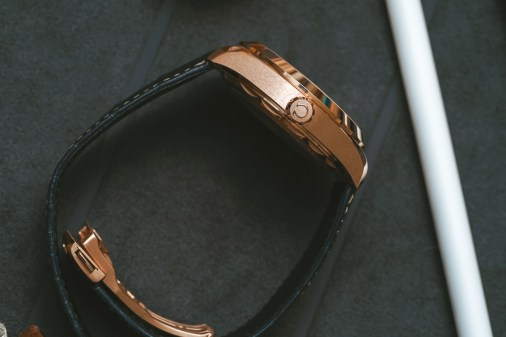 Hands-On: Omega Seamaster Aqua Terra Worldtimer Master Chronometer Sedna Gold Watch Hands-On