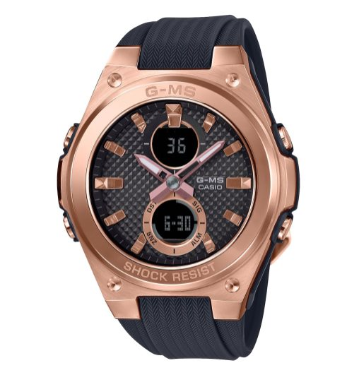 Casio G-Shock G-MS Watch For Women Elevates Collection Watch Releases