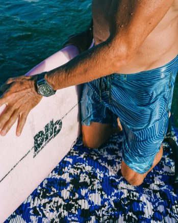 How the Breitling Superocean Outerknown Ended up on Kelly Slater's Wrist Featured Articles