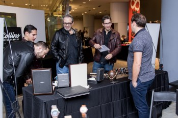 Macro Relationships With Microbrands At Chicago MicroLUX Watch Show Shows & Events