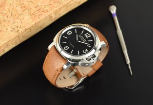 Everest Bands Releases New Leather Strap Options For Panerai Watches Watch Style