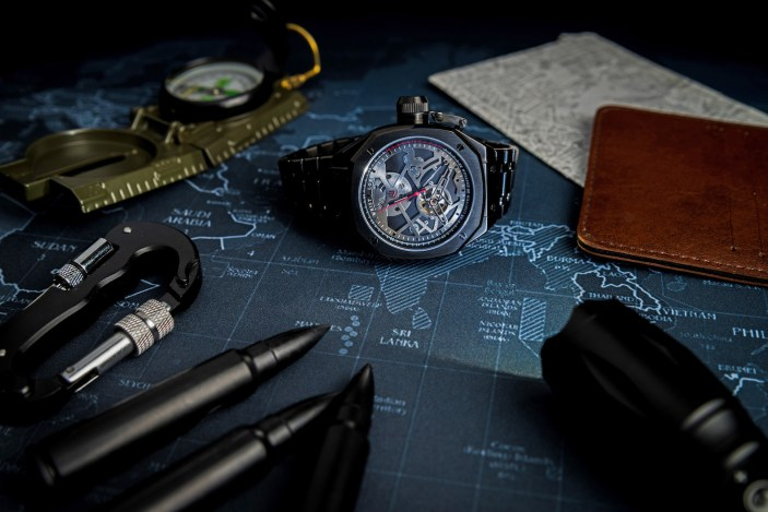 New Australian Brand Wrist Lore Takes Its Maiden Flight With Blackbird LE Automatic Pilot's Watch Watch Releases