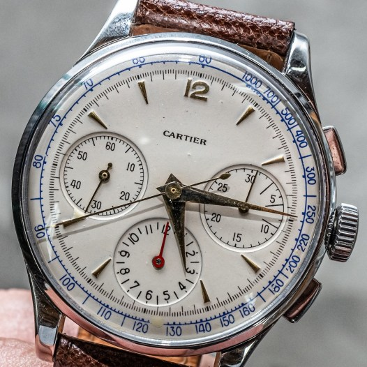 Hands-On: Vintage Cartier Watches From Harry Fane Exhibition At Dover Street Market Los Angeles, Now Through February 19th Shows & Events