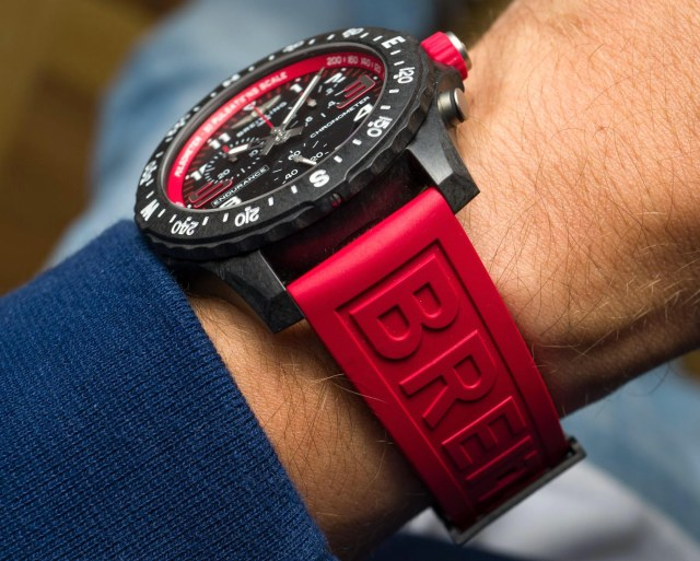 Hands-On With The Breitling Endurance Pro Watch For Athletes Hands-On