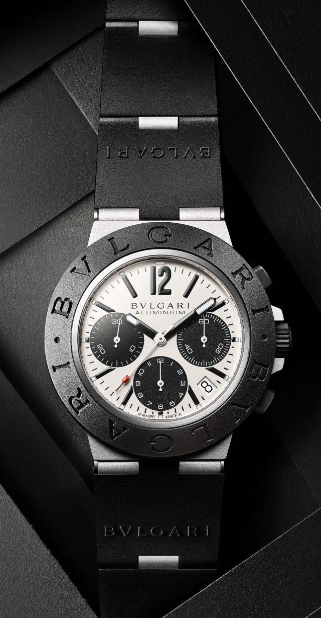 Bulgari Revives Aluminium Series With Three New Models Watch Releases