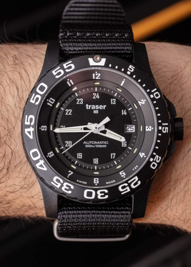 Traser P66 Automatic Pro Watch Review Wrist Time Reviews