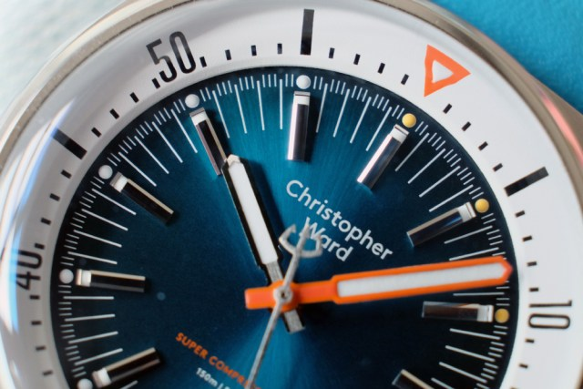 Christopher Ward C65 Super Compressor Watch Review Wrist Time Reviews