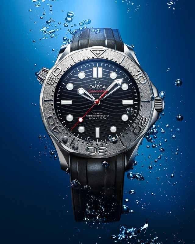 Omega Partners With Undersea Exploration Nonprofit Nekton On New Seamaster Diver 300M Watch Releases