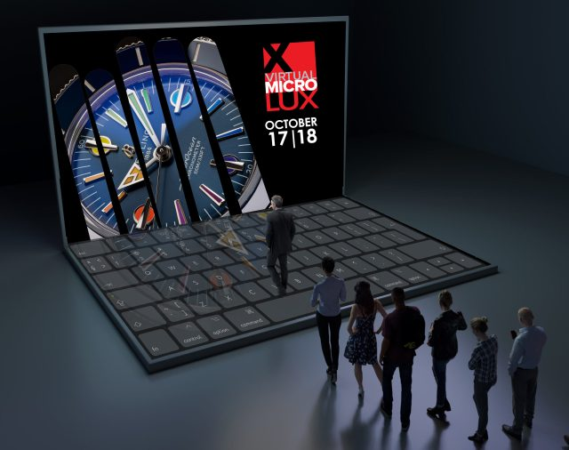 Virtual MicroLux Watch Show, First In The U.S., To Take Place Online October 17-18, 2020 Shows & Events