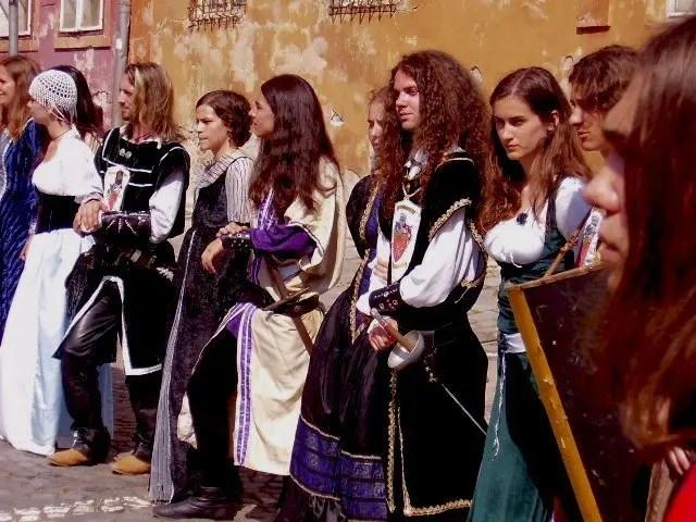 Mideval Sighisoara - Romania Romania Sighisoara  Transilvania Sighisoara Romania Proetnica Festivals