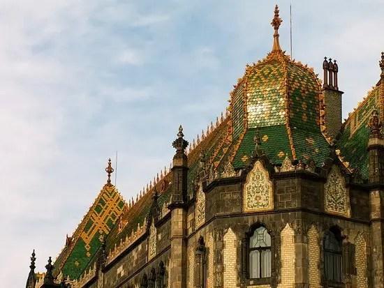 Jaime-silva Iparművészeti Múzeum  -  Budapest, Hungary Budapest  Sightseeing Budapest Art